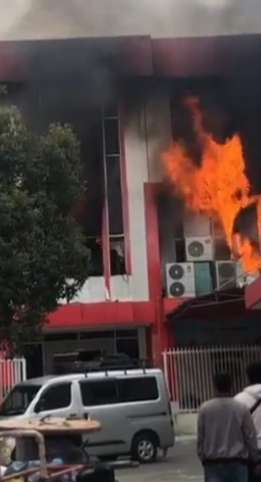 Mengenal STO, Fasilitas yang Terbakar & Melumpuhkan Jaringan Telkom Group di Sebagian Sumatra