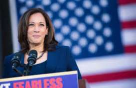 Cawapres Kulit Hitam Pertama AS Pendamping Joe Biden, Siapa Kamala Harris?