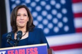 Cawapres Kulit Hitam Pertama AS Pendamping Joe Biden,…