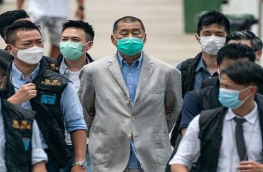 Raja Media Hong Kong, Jimmy Lai, Dibebaskan dengan Jaminan