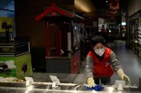 Duh, Virus Corona Ditemukan pada Kemasan Makanan Laut…