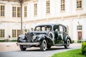 Skoda Superb (1934–1949) : Pendiri Seri Model Andalan Era Tradisional