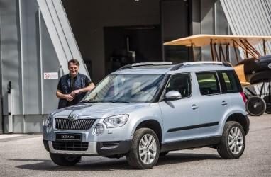 Skoda Yeti (2009–2018) : Model Pertama SUV Popular Skoda