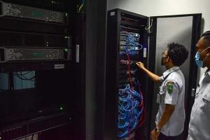 Layanan Jaringan Internet Telkom di Sumatra Utara Lumpuh Total Akibat Terbakarnya Gedung HPBB