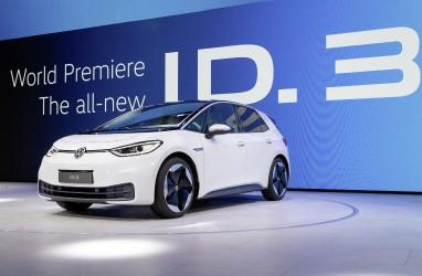 Bridgestone Perkenalkan Teknologi Enliten untuk Ban Mobil Listrik ID.3