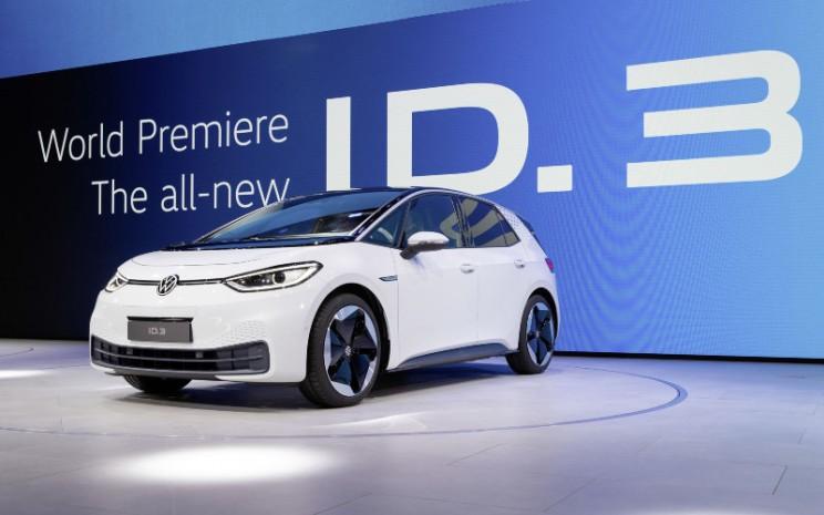 Volkswagen ID.3.  - Volkswagen