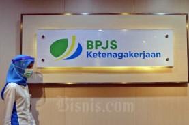 Jumlah Peserta BP Jamsostek yang Terima Bantuan Rp600…
