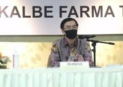 Kalbe Farma (KLBF) Optimis Pendapatan Tumbuh 6 Persen di 2020