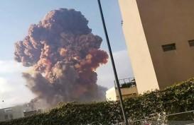 Ledakan Beirut Hancurkan 8.000 Bangunan, Termasuk 50 Bangunan Kuno