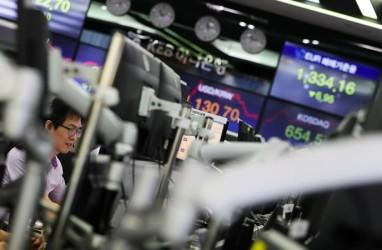 Bursa Asia Ditutup Variatif, Topix Jepang Melesat 1,23 Persen