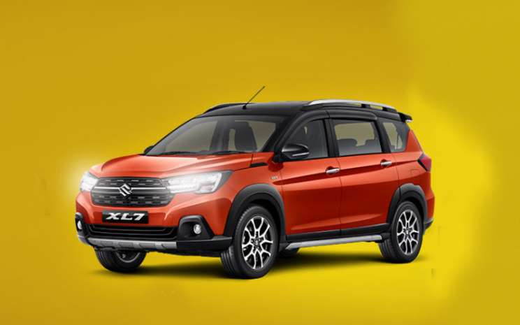 Suzuki XL7 menjadi model penolang ekspor Suzuki dari Indonesia.  - Suzuki