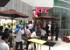 Pengelola Gerai Restoran KFC Indonesia (FAST) Absen Bagi Dividen