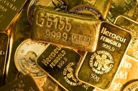 Emas Menjulang, Emiten Mana yang Jadi Jawara Global?