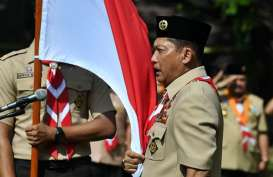 Bertepatan Sidang Tahunan MPR, Perayaan Hari Pramuka Dipercepat