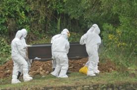 Update Corona 12 Agustus: Jawa Tengah Catatkan Kematian…