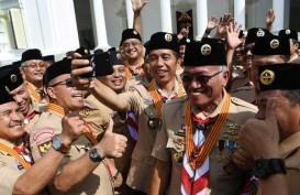 Ini Dua Harapan Jokowi kepada Pramuka di Tengah Pandemi Covid-19