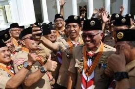 Ini Dua Harapan Jokowi kepada Pramuka di Tengah Pandemi…