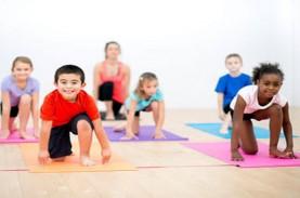 6 Cara Membuat Anak Mau Berolahraga