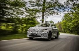 Skoda Enyaq iV (2020) : Mobil Bertenaga Baterai 100% Pertama Skoda