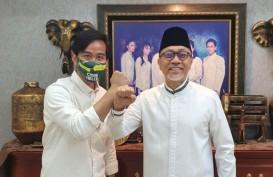 Ketua Umum PAN Zulkifli Hasan Siap Jadi Mentor Politik Gibran