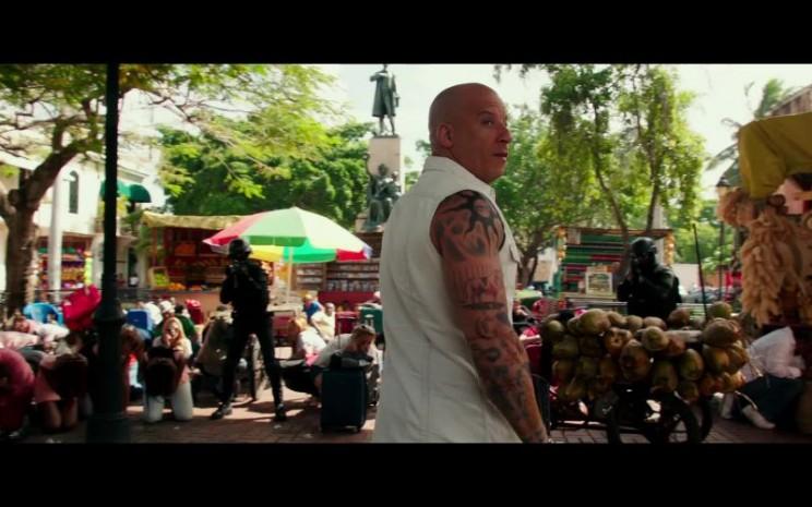 Film xXx: Return of Xander Cage tayang di Bioskop Trans TV