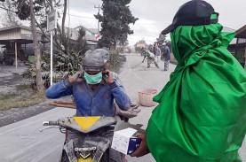 Masker Bikin Keracunan dan Kekurangan Oksigen? Begini…