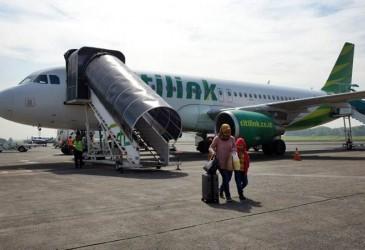 Kecolongan! Orang Gila Bisa Masuk Pesawat Citilink di Lampung