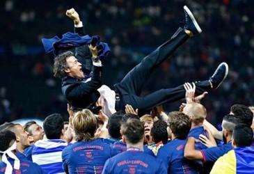 Jadwal 8 Besar Liga Champions : Barcelona vs Munchen, City vs Lyon