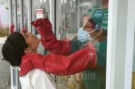 DKI Jakarta Terus Masifkan Tes PCR, Uji 4.117 Orang…