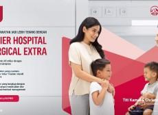 AIA Luncurkan PHS Extra dengan Premi Terjangkau dan Nilai Proteksi Hingga Rp65 Miliar