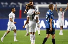 2 Gol di Ujung Pertandingan Loloskan PSG ke Semifinal Liga Champions