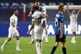2 Gol di Ujung Pertandingan Loloskan PSG ke Semifinal…