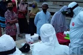 Pasien Sembuh dari Covid-19 di Aceh Melonjak Jadi…