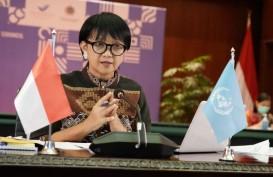 Pertemuan DK PBB, RI Minta Aspek Bina Damai Jadi Bagian Penanganan Pandemi