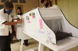 Posyantek Tulungagung Inovasi Teknologi Conveyor Anti-Covid-19