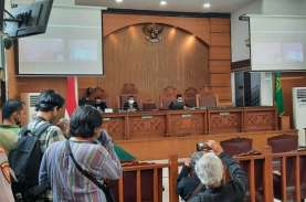 Hari Ini, PN Jaksel Gelar Sidang Pembacaan Dakwaan…