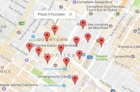 Palestina Tidak Ada di Google Maps dan Waze, Begini…