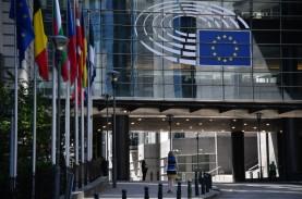 AS Tunda Kenaikan Tarif Barang Uni Eropa