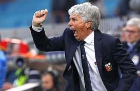 Kalah Dramatis dari PSG, Gasperini: Atalanta Sejengkal Lagi Lolos