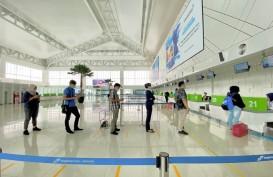 Trafik Penerbangan Terus Meningkat, Angkasa Pura I Konsisten Terapkan Protokol Kesehatan Adaptasi Kebiasaan Baru
