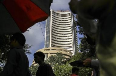 Catat Inflow US$3 Miliar, Bursa India Menguat 0,3 Persen