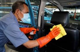Tips Aman Naik Taksi Saat Pandemi Covid-19