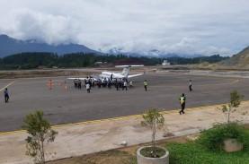 Bandara Buntu Kunik Toraja Layani Pendaratan Pesawat…