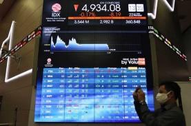 Investor Asing Borong Saham BBRI, BBCA, ASII, IHSG Ditutup Naik