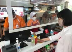 Dorong Transaksi e-channel, Bank Mandiri Gandeng Bright Store