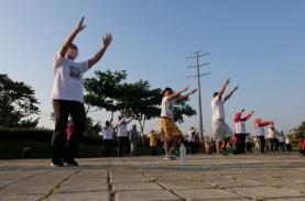 Surabaya Siapkan Pelatihan Instruktur Senam Covid-19