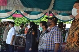 Bea Cukai Pangkalpinang Layani Ekspor Perdana Cangkang…
