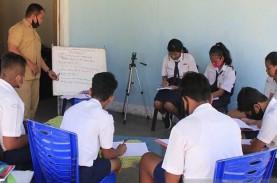 Serikat Guru: Belajar Tatap Muka di Zona Kuning Tak…