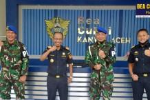 Strategi Bea Cukai dan Pomdam IM Aceh Berantas Penyelundup Barang Ilegal
