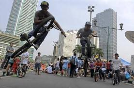 Pengemudi Mobil, Begini Cara Menghadapi Pesepeda di…